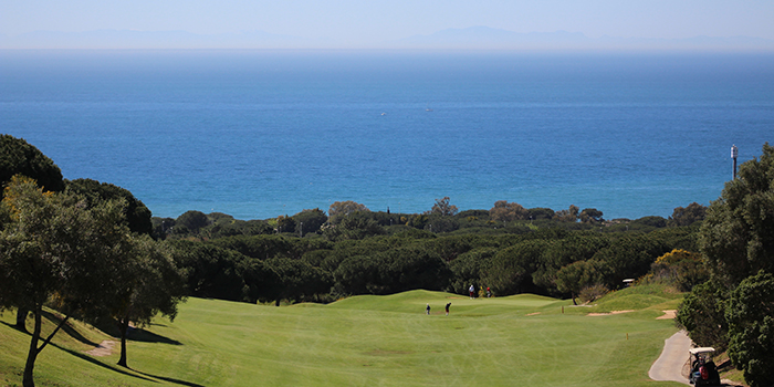 immobilier espagne golf